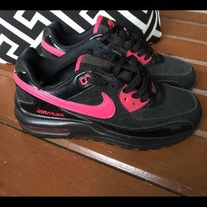 Nike Air Max Suede Patent Leather Women's 6.5